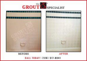 grout or tile repair