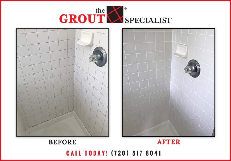 Cleaning and Sealing the Grout
