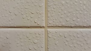 grout installation
